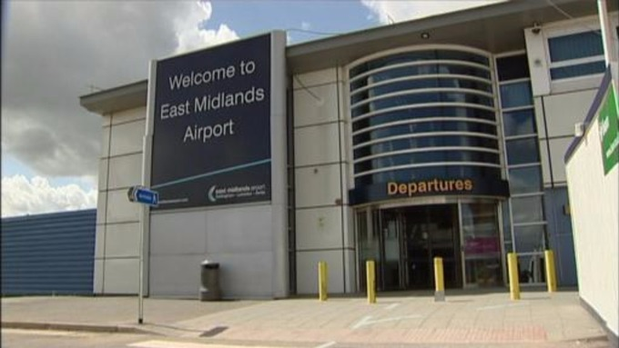 Derby to East Midlands Airport transfers